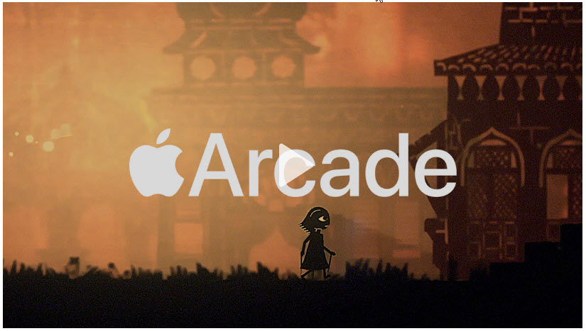 Apple arcade image