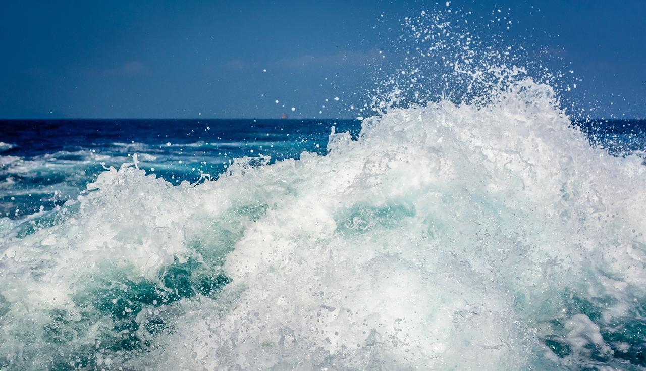 A drop, an ocean